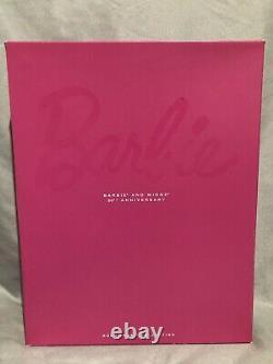 2012 Barbie Et Midge 50e Anniversaire Édition Limitée Onf