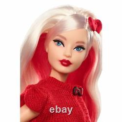 2017 Hello Kitty Barbie Doll Limited À 20.000 Dans Le Monde Entier En Stock Maintenant