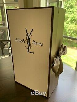 2018 Étiquette Platinum Yves Saint Laurent Barbie Iconic 1965 Mondrian Robe Limitée