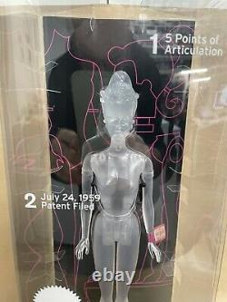 2021 Barbie Doll Mattel Créations Art Of Engineering Nrfb Limited In Hand