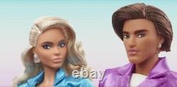 2021 Ensemble De Cadeaux Exclusifs Barbie & Ken De La Convention Virtuelle Barbie (limited)