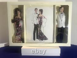 45e Anniversaire Barbie Doll Et Ken Doll Giftset Edition Limitée C4656