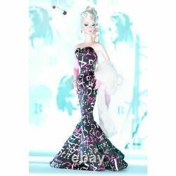 45e Anniversaire Silkstone Barbie Bfmc Nrfb 2003 Edition Limitée Mattel B8955