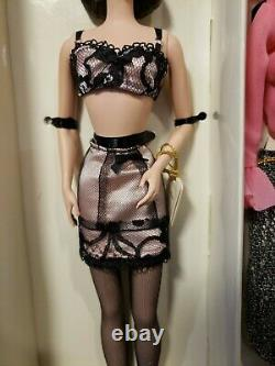 A Model Life Silkstone Barbie Doll Giftset 2002 Édition Limitée Mattel B0147