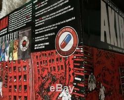 Akira 35th Anniversary Limited Edition Coffret Deluxe Relié