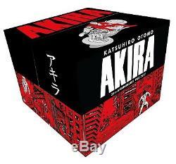 Akira Collection Coffret 35ème Anniversaire Edition Limitée
