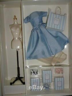 Barbie 2001 Pack D'accessoires Pour Poupées Silkstone Limited Edition Fashion Model C
