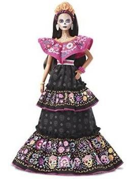 Barbie 2021 Dia De Muertos Doll Release Limited In Hand Ships Dès Que Possible