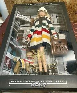 Barbie Argent Étiquette Limited Edition Hudson Bay Company Nrfb # Djn09