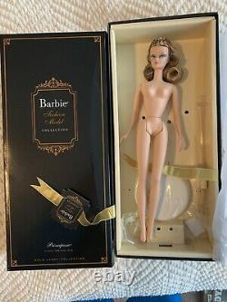 Barbie Bfmc Principessessa Silkstone Rare Limitée Ed Wedding Doll