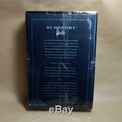 Barbie Burberry Collectibles Édition Limitée Blue Label Non Ouverte