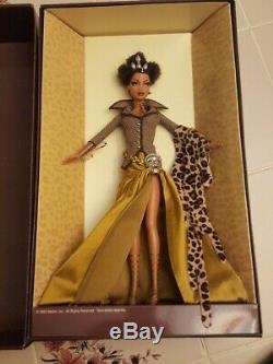 Barbie Byron Lars Limited Edition Trésors De L'afrique Tatu Barbie Nib