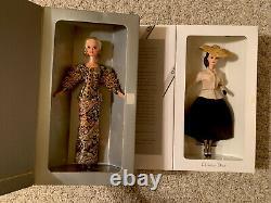 Barbie Christian Dior Paris # 16013 Et Dior Limited Edition #13168