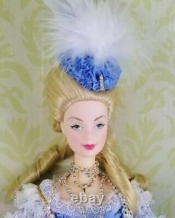 Barbie Collectibles Marie Antoinette Limited Edition Doll 2003 Mattel 53991 Nib