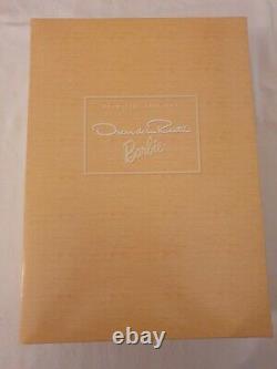 Barbie Collectionneur Oscar De La Renta 1998 Édition Limitée