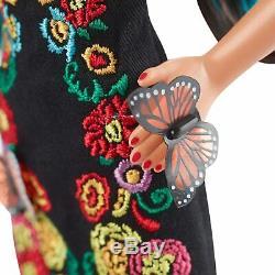 Barbie Collector Dia De Los Muertos Doll, Limited, Rapide Navire! Cinco De Mayo