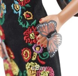 Barbie Collector Dia De Los Muertos Jour De The Dead Doll Limited Edition