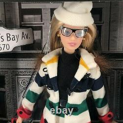 Barbie Collector Doll Hudson's Bay Company Edition Limitée Silver Label 2016