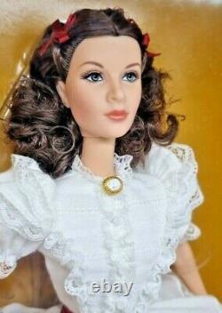 Barbie Collector Scarlett O`hara Gone Avec Le Vent Edition Limitée -bdh19
