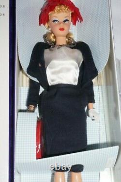 Barbie Commuter Set Vintage Reproduction 1998 Poupée Nrfb Édition Limitée