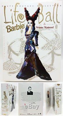 Barbie De 1998 Avec Life Ball, Édition Très Limitée, De Vivienne Westwood
