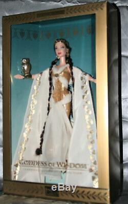 Barbie Déesse De La Sagesse Edition Limitée Nrfb-last Days