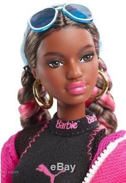 Barbie Designer Puma Dolls Signature Set Limited Edition 50e Anniversaire Aa