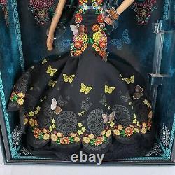 Barbie Dia De Los Muertos Day Of The Dead Doll 2019 Édition Limitée Halloween
