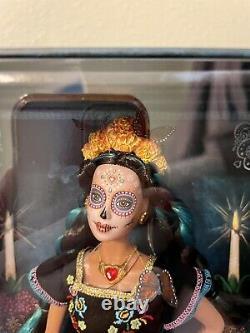 Barbie Dia De Los Muertos Day Of The Dead Doll Mattel 2019 Edition Limitée