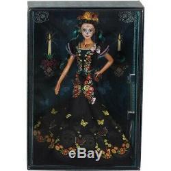 Barbie Dia De Los Muertos (jour Des Morts) Doll Limited Edition Marque Nouveau