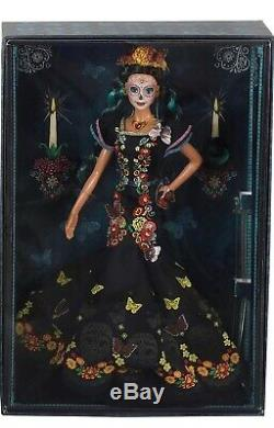 Barbie Dia De Los Muertos (jour Des Morts) Doll Limited Preorder