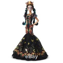 Barbie Dia De Los Muertos (jour Des Morts) Limited En Main