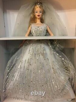 Barbie Doll 24505 Millennium Bride Par Robert Best Limited Edition 1999 Avecshipper
