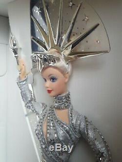 Barbie Doll Dame Liberty Par Bob Mackie 2000 Édition Limitée Nib