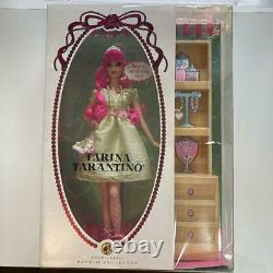 Barbie Doll Tarina Tarantino Limited 2008 Rare Gold Label Non Ouvert