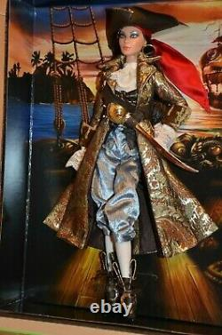 Barbie Doll The Pirate Gold Label 2007 Limitée