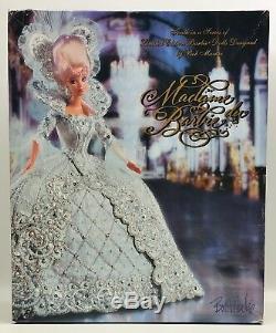 Barbie Édition Limitée Madame Du Barbie Poupée Bob Mackie N ° 17934 Nib