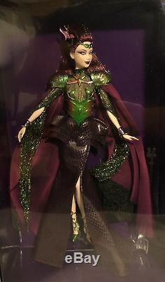 Barbie Empress Of Aliens Edition Limitée Gold Label Poupée Fantasy Nm / M