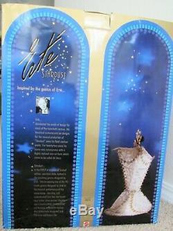 Barbie Erte 'stardust Limited Edition Numéro De Série. 4139 Fabriqué Par Mattel 1994