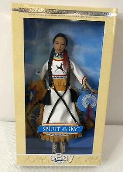 Barbie Esprit Du Ciel Troisième De La Série Sealed In Box 2002 Limited Edition