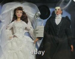 Barbie Et Ken Le Fantôme De L'opéra Fao Schwartz No. 20377 Nib Nrfb Limitée Ed