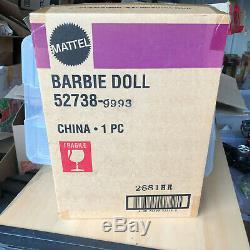 Barbie Fabergé Imperial Grâce Porcelain Doll Limited Edition 2001