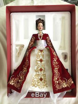Barbie Fabergé Imperial Splendor, Poupée En Porcelaine, Édition Limitée, 2000
