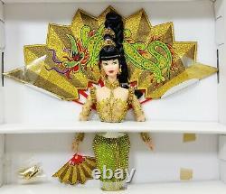 Barbie Fantasy Déesse D'asie Barbie Doll Bob Mackie Edition Limitée No. 20648