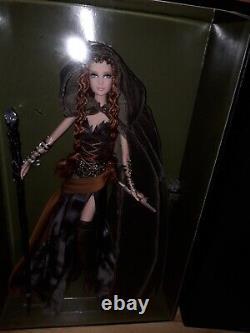Barbie Faraway Forest Elf Fantasy Doll 2014 Figure Limited 1 Of 4400 Gold Label