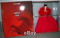 Barbie Ferrari 2001 Edition Limitée Rare Edition Limitée # 29608 Plume
