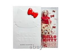 Barbie Hello Kitty Limited Edition Collectable Mint Condition