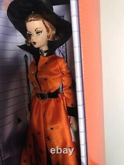Barbie Holiday Hostess Collection Halloween Haunt Limited Number Nrfb Sorcière