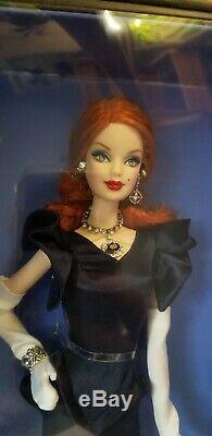 Barbie Hope Diamond 2012 Limitée Gold Label 6500 Robert Best Barbie Nrfb