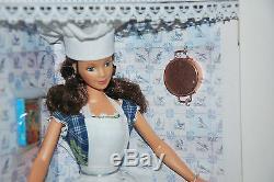Barbie In Holland, Convention Barbie Doll 2001, Nrfb, Édition Limitée 85 Poupées